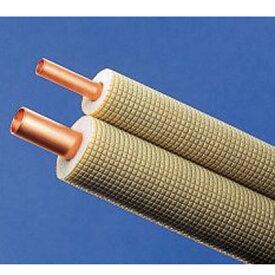 因幡電工 エアコン配管用被覆銅管 ペアコイル 2分4分 20m PC2420