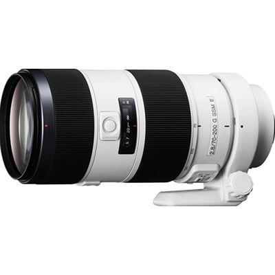 ソニー デジタル一眼カメラα用レンズ【70-200mm F2.8 G SSM II】 SAL70200G2