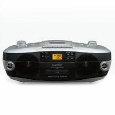 日立 CDラジオカセットレコーダー CK-55