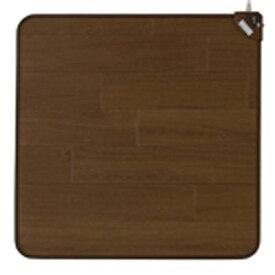 椙山紡織 テーブルの下にちょうどいいサイズ!ホットテーブルマット(ダークブラウン) SB-TM60-D【納期目安:1週間】