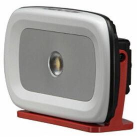 GENTOS 2m落下耐久&耐塵防水(1m)型 面発光LED搭載で充電池とAC電源を選んで使える投光器 GZ-302