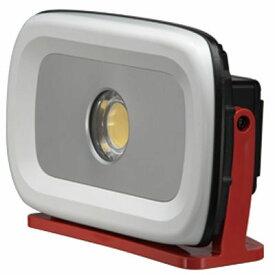 GENTOS 2m落下耐久&耐塵防水(1m)型 面発光LED搭載で充電池とAC電源を選んで使える投光器 GZ-303