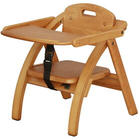 大和屋 アーチ木製ローチェア N LB(ライトブラウン) 4539066025314
