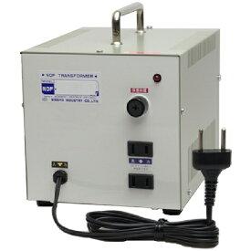 日章工業 ダウントランス(AC240V、1500W) NDF-1500EX