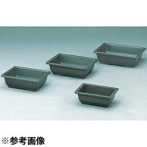 アイリスオーヤマ 盆栽鉢角型 10号 こげ茶 4905009033355