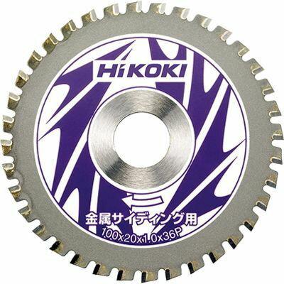 HIKOKI(日立工機) チップソー(金属サイディング用) 180×20 60枚刃 0033-1092