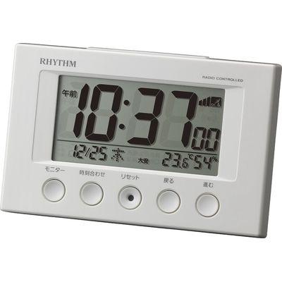 リズム時計 フィットウェーブスマート 8RZ166SR03