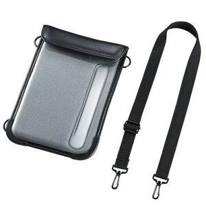 サンワサプライ ショルダーベルト付き10.1型タブレットPCケース(耐衝撃・防塵・防滴タイプ) PDA-TAB3N