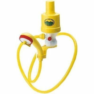 タカギ 携帯シャワー アウトドアポンプ (ポータブルシャワー) 4975373001229