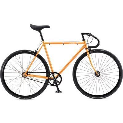 FUJI FUJI(フジ) FEATHER 43 SingleSpeed YELLOW GOLD ピストバイク 17FETRGD43