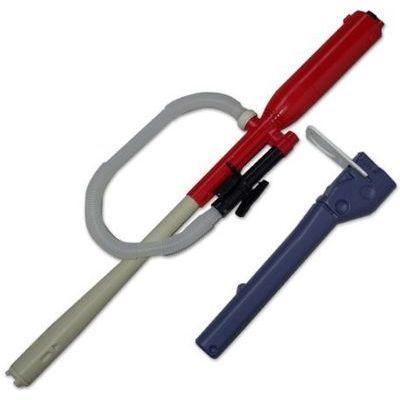 センタック 灯油ポンプ 電動 乾電池式 スーパーポンプ ケース付 SP-97CE 4905390090296