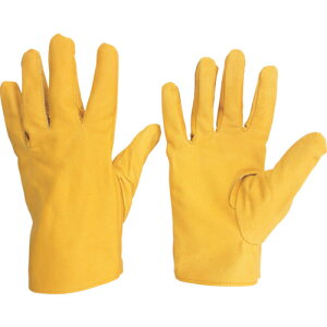 ミドリ安全 ミドリ安全 豚表革手袋 MT−14豚−黄 MT14BUTAY