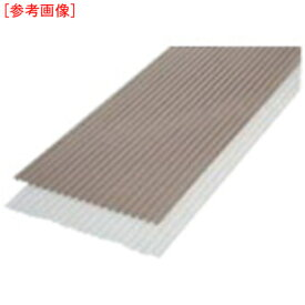アイリスオーヤマ IRIS 軽量ポリカ波板10尺 NIPC−1005 クリア NIPC1005CL