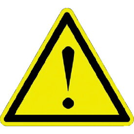 トラスコ中山 パンドウイット ISO警告ラベル 危険地域 (100枚入) tr-7851677