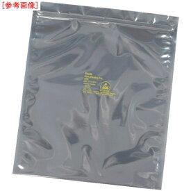 DESCO JAPAN SCS 静電気シールドバッグ ジップトップタイプ381X457mm  100枚入 3001518