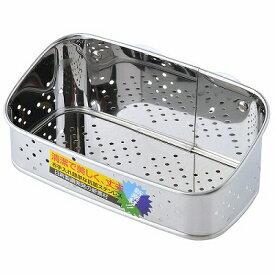 タケコシ 抗菌ステンレス 洗剤・タワシ入れ 小 CK-111 4936549700353