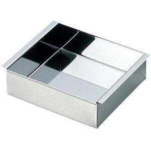 霜鳥製作所 クインローズ 18-0 家庭用 玉子ドーフ器 小 410 EBM-0481200