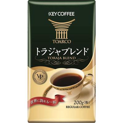 キーコーヒー キーコーヒー VP トラジャブレンド(粉) 200g E203334H