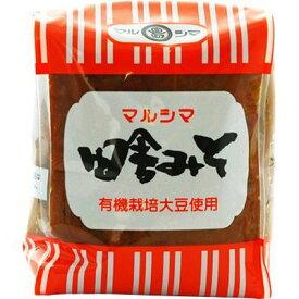 純正食品マルシマ マルシマ 田舎みそ 1kg 4906657140006