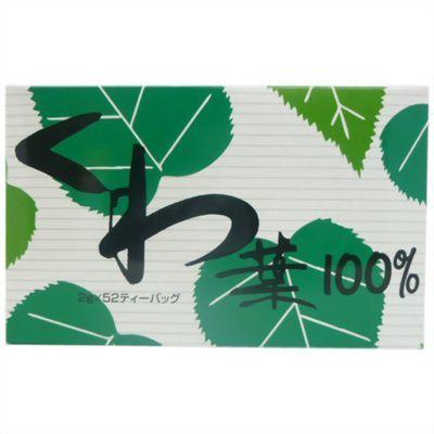 昭和製薬 くわ葉100% 2g×52ティーバッグ K310130H