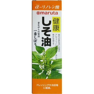 太田油脂 マルタ 健康しそ油(えごま油) 230g K412070H