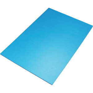 トラスコ中山 住化 発泡PPシート スミセラー3030090 3×6板ライトブルー tr-7609485