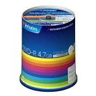 三菱化学メディア DVDメディア DHR47JP100V3【納期目安:約10営業日】