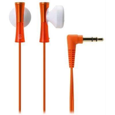 オーディオテクニカ Audio-Technica インナーイヤーヘッドホン ATH-J100OR ATHJ100OR-OR【納期目安:約10営業日】