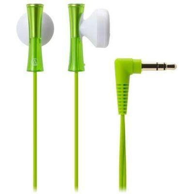 オーディオテクニカ Audio-Technica インナーイヤーヘッドホン ATH-J100LGR ATHJ100LGR-LGR【納期目安:約10営業日】