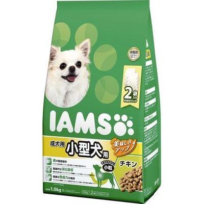 マースジャパンリミテッド アイムス 成犬用 小型犬用 チキン 小粒 1kg E472116H【納期目安:1週間】