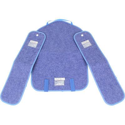 テクナード シリカクリン 激取りMAX 速攻乾燥 衣類用NEO 袖付 ブルー 1枚入 E484099H【納期目安:1週間】