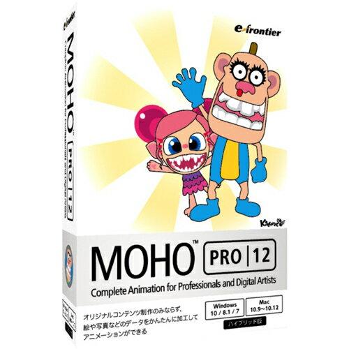 イーフロンティア Moho 12 Pro CLMHCPH111