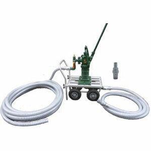 東邦工業 移動式手押しポンプ 『それ行けポンプ(昇進ポンプ型・吐出ホース付き)』 SY36SCF-IDO-MH1020