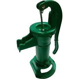 東邦工業 ガーデニングポンプ 『アメリカンカントリーポンプ』 緑色 AC32F