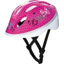 アイデス SG対応キッズヘルメットSミニーマウス ピンク OTM-21160