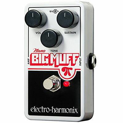 ELECTRO EHX エフェクター Nano Big Muff Pi πナノビッグマフ ビックマフ (エレクトロ ハーモニクス)(ファズ)(ギター) 0683274011462