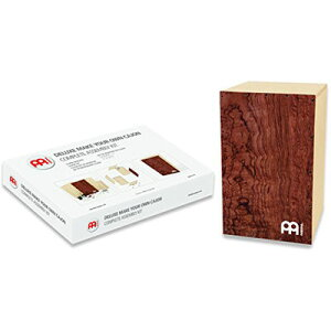 MEINL Percussion マイネル カホン DIYキット Deluxe Make Your Own Cajon DMYO-CAJ-BU 0840553082937【納期目安:納期未定】