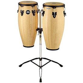 "MEINL Percussion マイネル コンガセット Headliner Series Conga Set 10""/11"" Natural HC888NT (スタンド付き) 0840553020007"