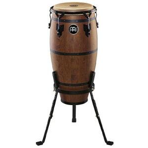 "MEINL Percussion マイネル コンガ Headliner Designer Series Conga 11"" HTC11WB-M (スタンド付き) 0840553022568"