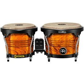 MEINL Percussion マイネル ボンゴ Marathon Designer Series Wood Bongo FWB190AF 0840553066937