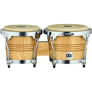 MEINL Percussion マイネル ボンゴ Wood Bongo WB200NT-CH 0840553083187