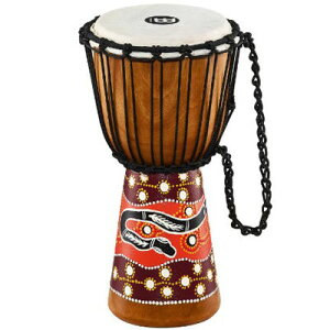 "MEINL Percussion マイネル ジャンベ Python Series 12"" HDJ5-L 0840553077728"