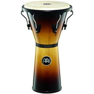 "MEINL Percussion マイネル ジャンベ Headliner Series Wood Djembe 12 1/2"" Vintage Sunburst HDJ500VSB 0840553075151"
