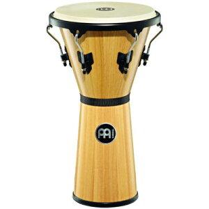 "MEINL Percussion マイネル ジャンベ Headliner Series Wood Djembe 12 1/2"" Natural HDJ500NT 0840553075168"