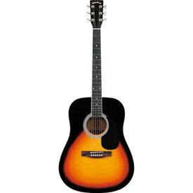 SepiaCrue(セピアクルー) WG-10/VS アコースティックギター WG10VS ソフトケース付属 4534853045612