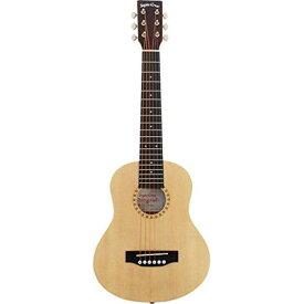 SepiaCrue(セピアクルー) W-60/NTL ミニアコースティックギター ナチュラル W60NTLSC ソフトケース付き 4534853516143