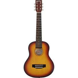 SepiaCrue(セピアクルー) W-60/TS ミニアコースティックギター タバコサンバースト W60TSSC ソフトケース付き 4534853516242