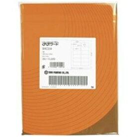 その他 東洋印刷 ワープロラベル ナナ SHC-210 A4 500枚 ds-1292201