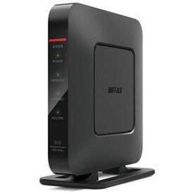 その他 バッファロー 無線LAN親機 11n/g/b 300Mbps エアステーション QRsetup ハイパワーGiga Dr.Wi-Fi対応 WSR-300HP ds-1270035