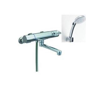 その他 LIXIL(リクシル) サーモスタット付シャワーバス水栓(エコフルスイッチ付き多機能シャワー) RBF-717W ds-1440743